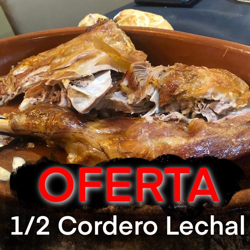 1/2 Cordero Lechal (OFERTA)